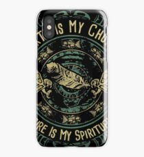 NATIVE AMERICAN EARTH IS MY CHURCH NATURE IS MY SPIRITUALITY iPhone Case/Skin