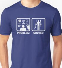 Fishing Funny Stressed Out T-Shirt