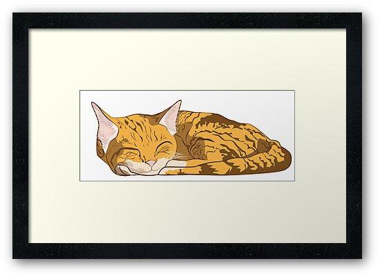 Cat by Denerin