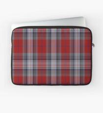 02058 Warden Clan/Family Tartan  Laptop Sleeve