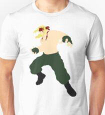 Minimalist Alex (Street Fighter Three) T-Shirt