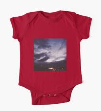 Cloudy Evening on a Los Angeles Freeway Kids Clothes