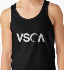 VSCA -- logo, white Tank Top
