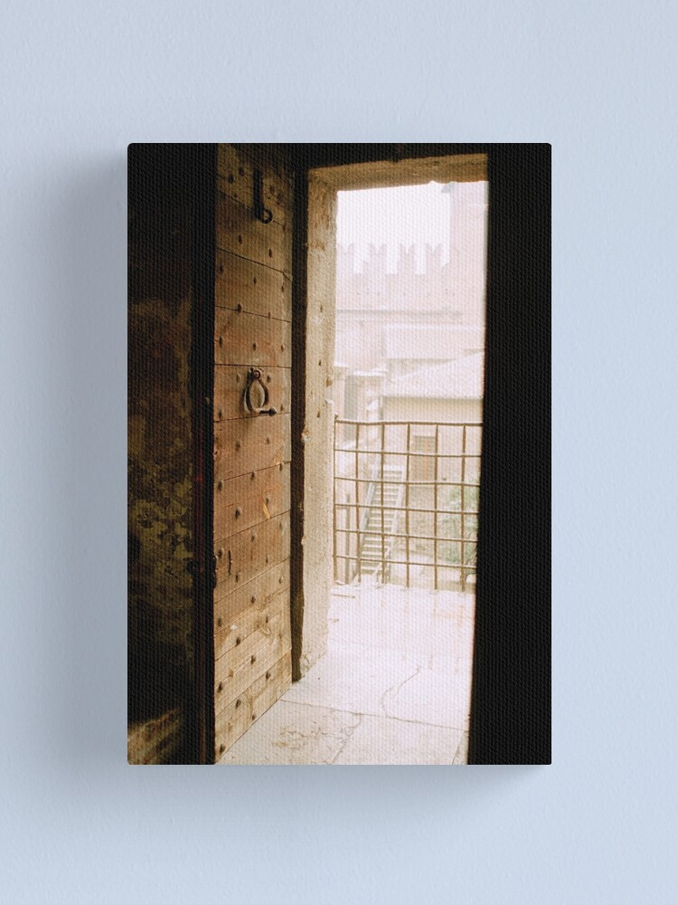 Alternate view of Castelvecchio, Verona Canvas Print