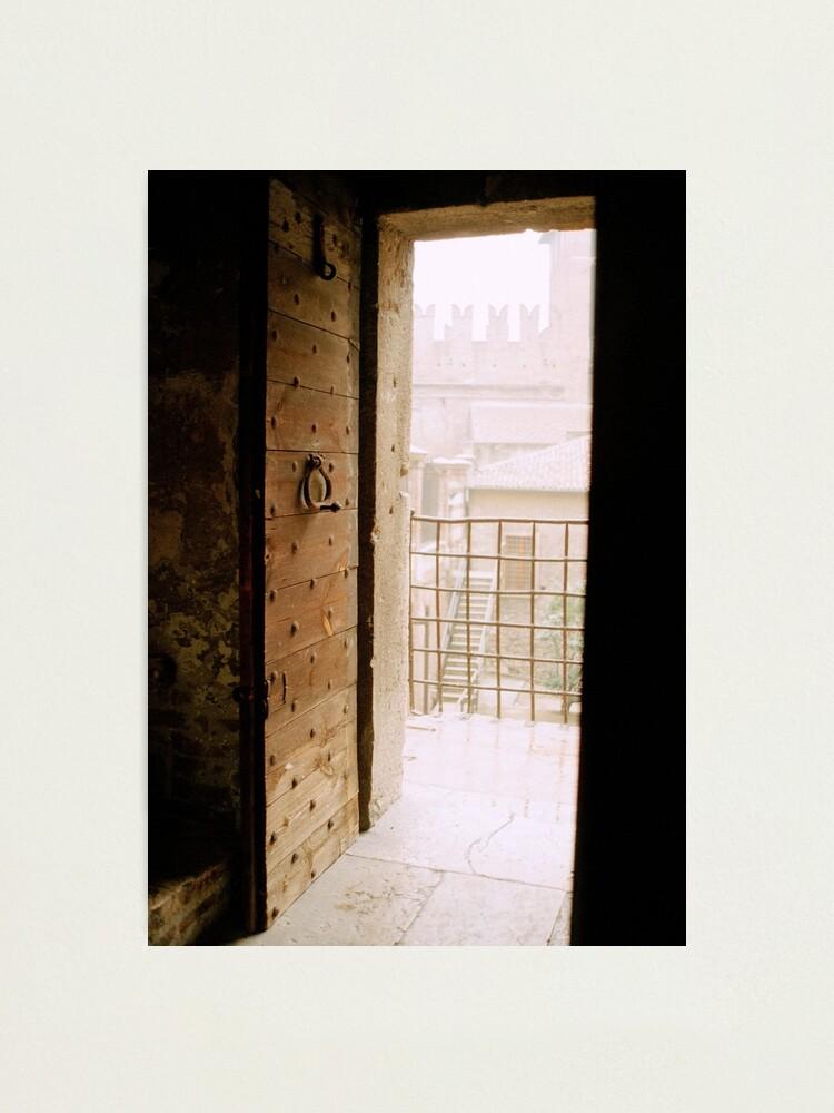 Alternate view of Castelvecchio, Verona Photographic Print
