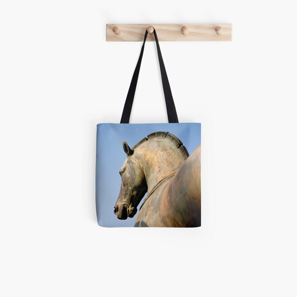 Bronze Horse, San Marco Tote Bag