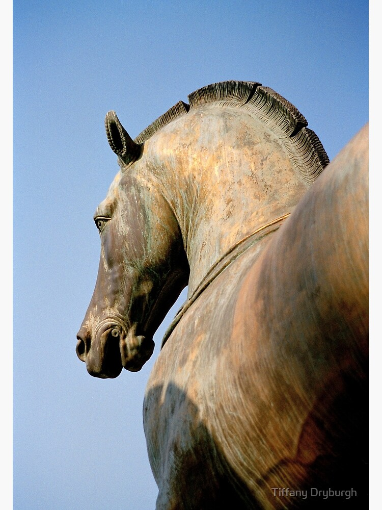 Bronze Horse, San Marco by Tiffany