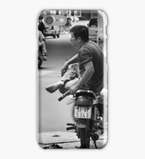 Time Out ... Ho Chi Minh City ... Vietnam iPhone Case/Skin