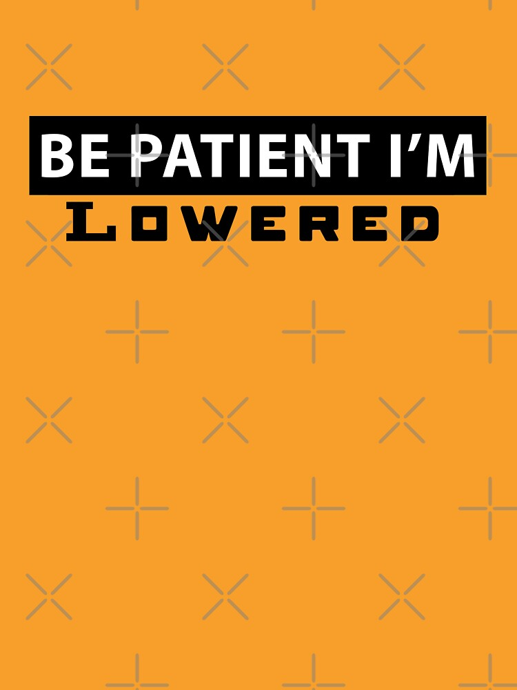 be patient by oldiescie
