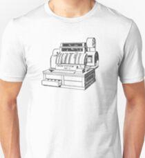 register  Unisex T-Shirt