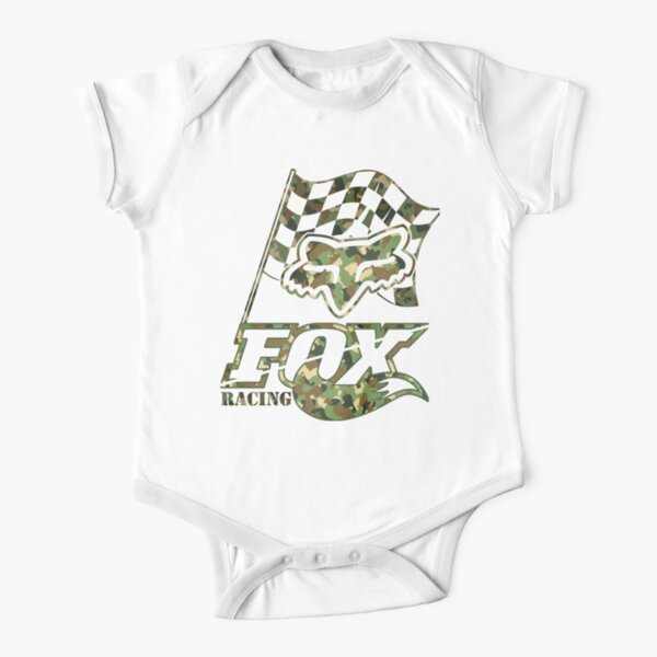 Fox Racing Men's Standard Short Sleeve Baby One-Piece
