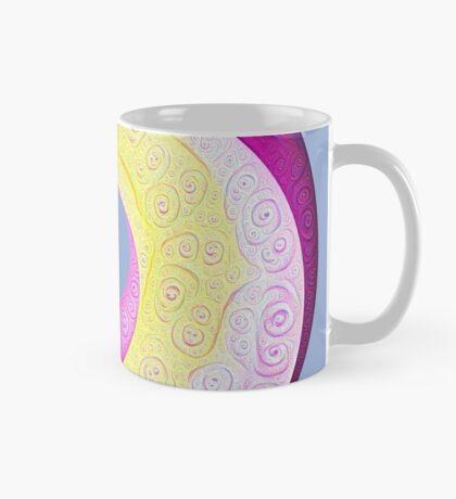 #DeepDream Color Circles Visual Areas 5x5K v1448901772 Mug