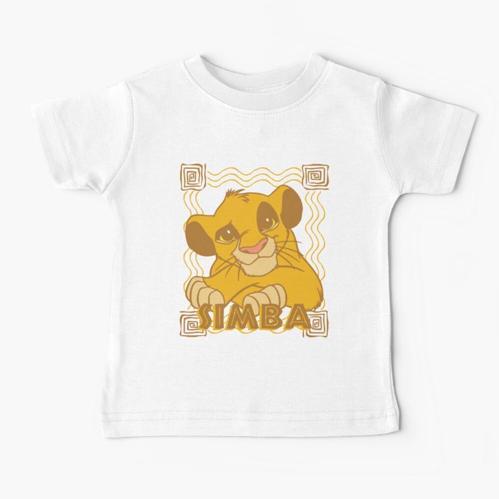 Simba Cub - The Lion King Baby T-Shirt