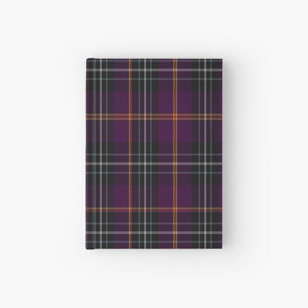 02036 Curnow of Kernow Tartan  Hardcover Journal