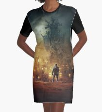 Mad Max Graphic T-Shirt Dress