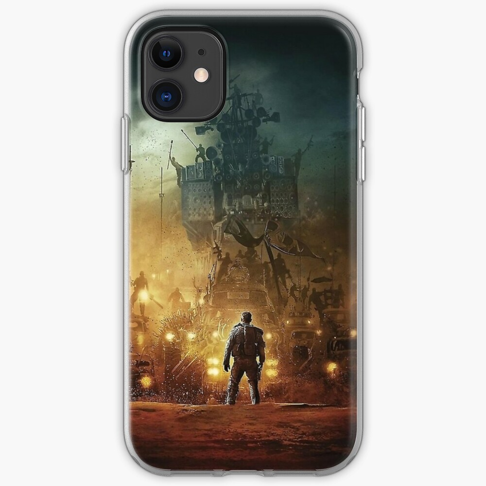 Mad Max iPhone Case & Cover