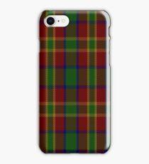 02026 Cub Scouts of America Tartan  iPhone Case/Skin
