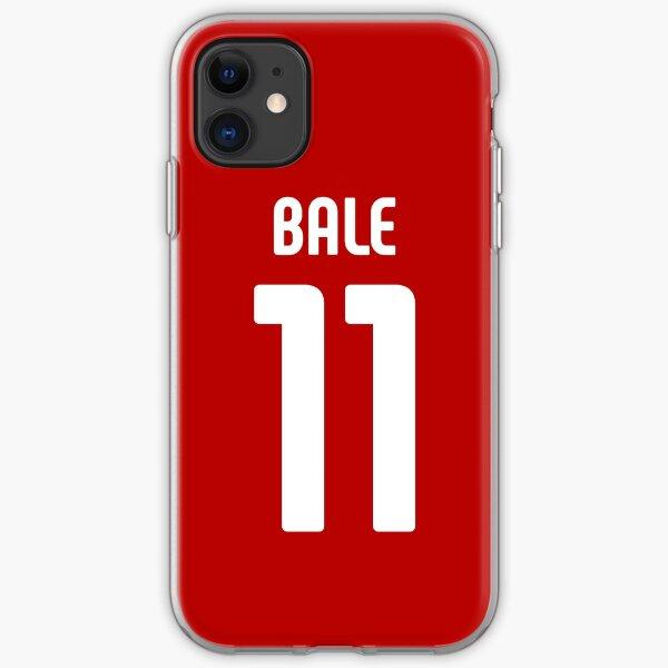 Gareth Bale iPhone Soft Case