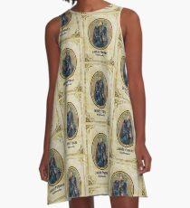 Jamie Fraser/Highlander A-Line Dress