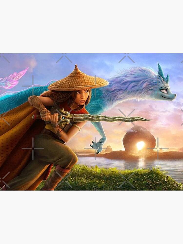 Raya and the Last Dragon-2021 by oshila