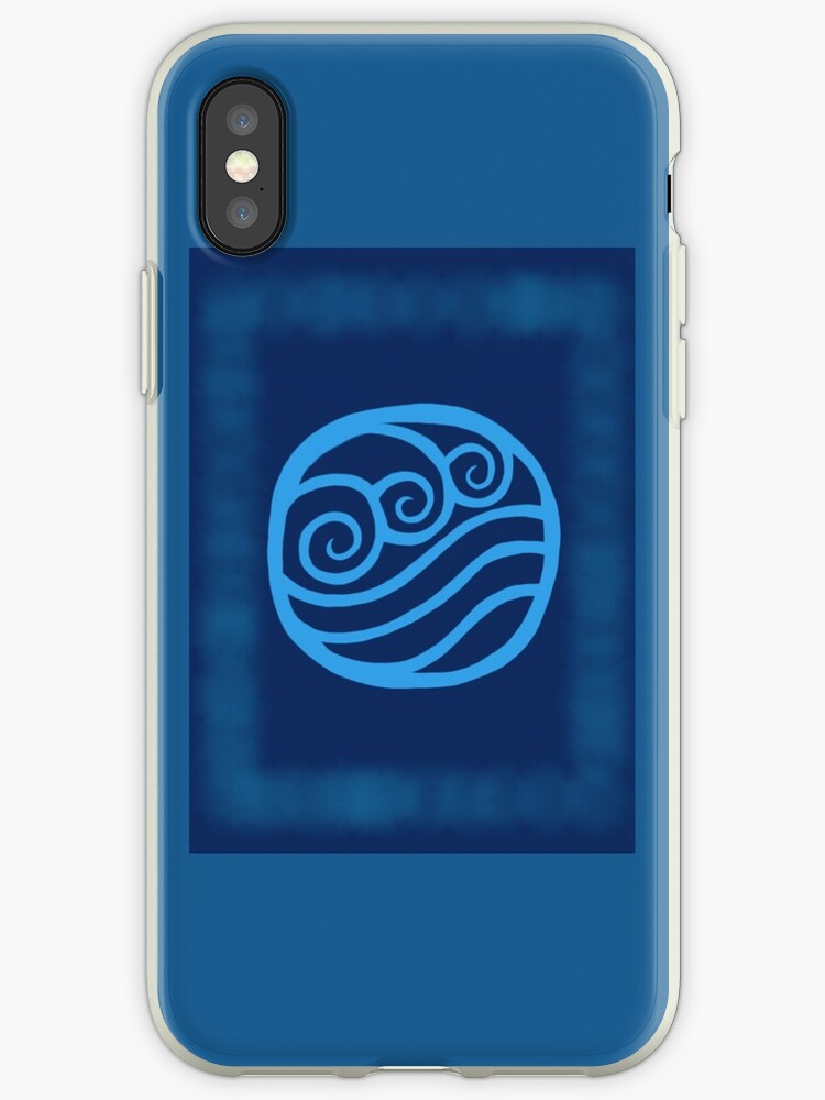 Avatar The Last Airbender Water Tribe Symbol Iphone Cases