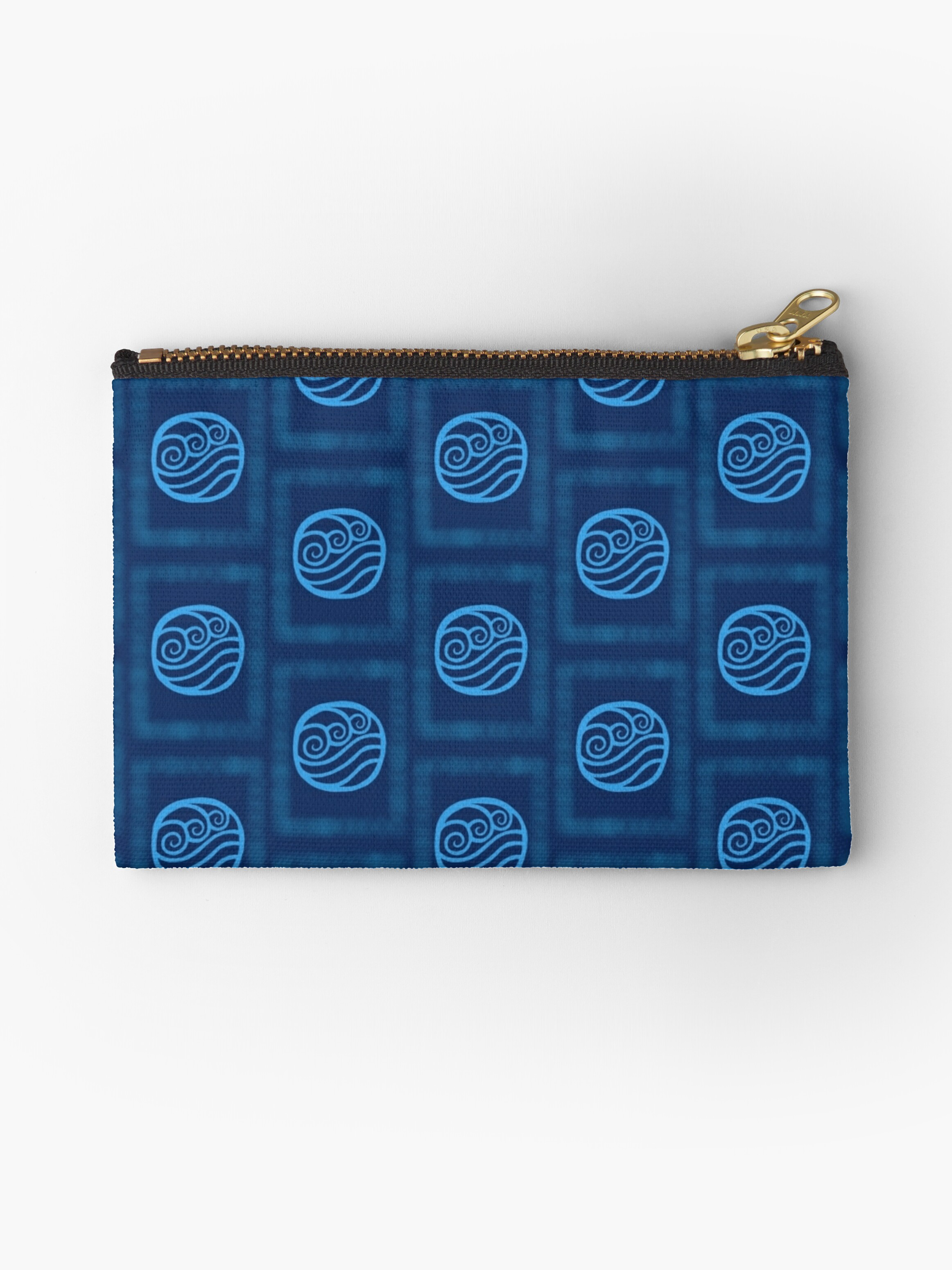 Avatar the last airbender water tribe symbol studio pouches by avatar the last airbender water tribe symbol by angelghosty buycottarizona Gallery