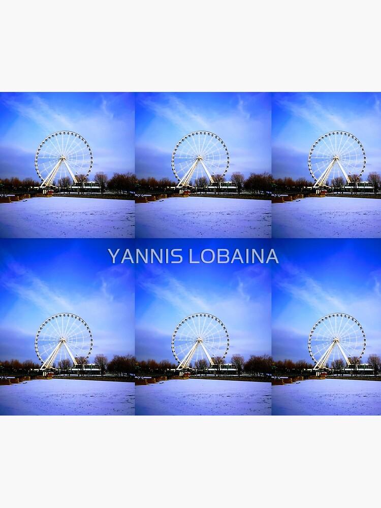 Ferris Wheels By Yannis Lobaina by lobaina1979