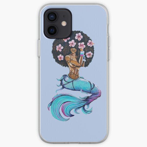 Hibiscus iPhone Soft Case