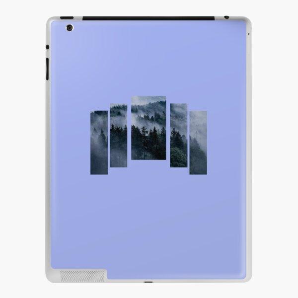 FOG MOODY , moody fog for adventures , fog, gift for you iPad Skin