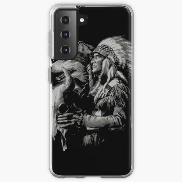 NATIVE AMERICAN Samsung Galaxy Soft Case