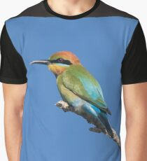 Poised For Flight Graphic T-Shirt