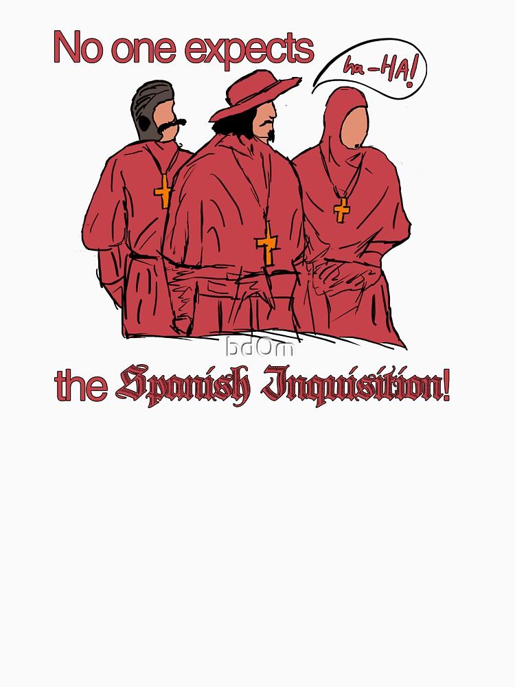 Wer erwartet die spanische Inquisition? von bd0m