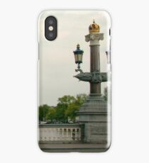 Blauwbrug over the Amstel  (Panorama, full view please!) iPhone Case/Skin
