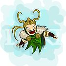 God of Mischief by JudithzzYuko