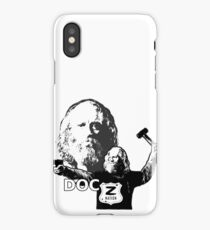 Z Nation: Doc iPhone Case/Skin