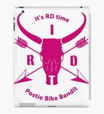 ItsRDtime Pink logo iPad Case/Skin