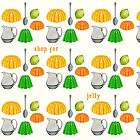 Yellow Jelly.  - Shop for jelly! by Belinda Lindhardt