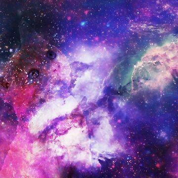 Galaxy by Izabeliukas