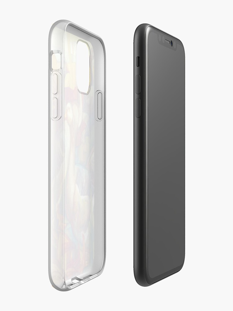 Alternate view of goose lombardella  (anser albifrons) iPhone Case & Cover