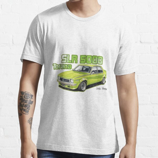 Holden SLR 5000 Torana in Grün Essential T-Shirt
