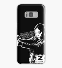 Z Nation: Roberta Warren Samsung Galaxy Case/Skin