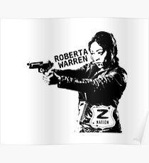 Z Nation: Roberta Warren Poster
