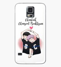 Chanbaek Case/Skin for Samsung Galaxy