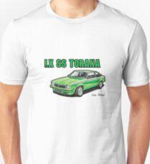 Holden LX SS Torana in Green Slim Fit T-Shirt