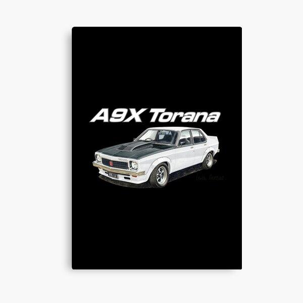 Holden A9X Torana  Canvas Print