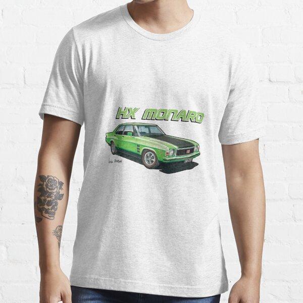 Holden HX Monaro in green Essential T-Shirt