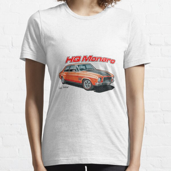 Holden HQ Monaro in Rot Essential T-Shirt