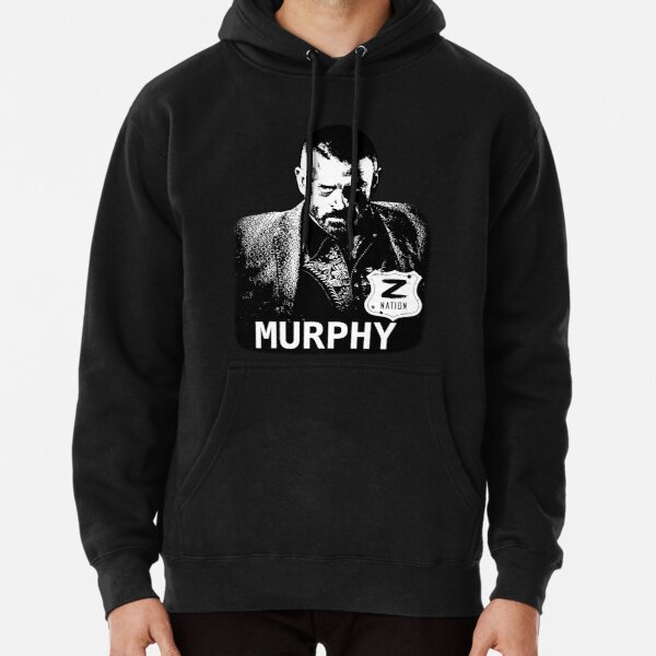 Z Nation: Murphy  Pullover Hoodie