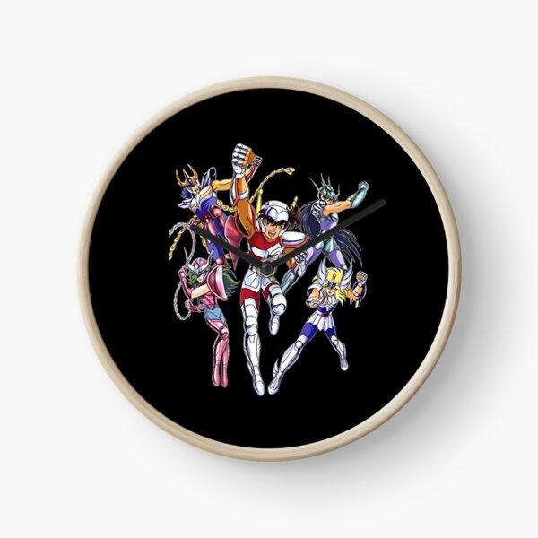 Saint Seiya Personajes Reloj