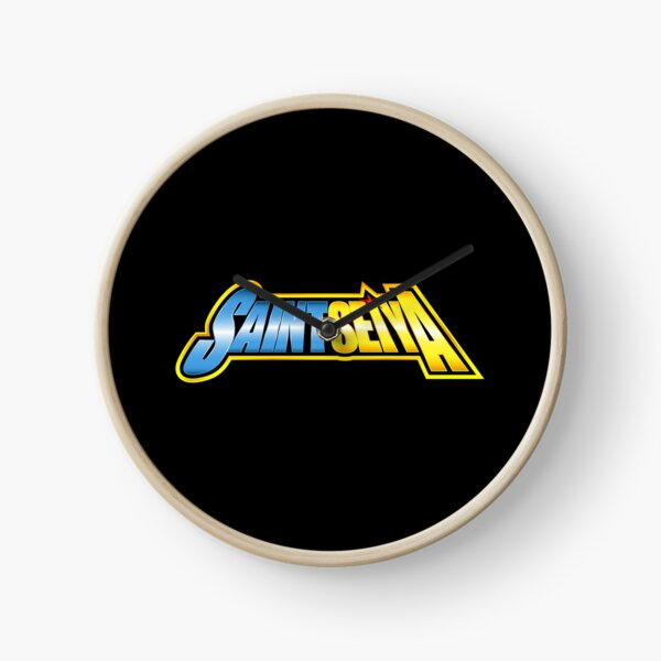 Saint Seiya Logo Reloj